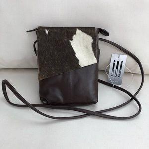 ILI New York Cowgirl leather purse